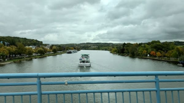 Mosel bei Remich